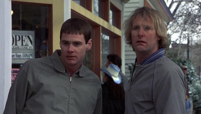Фильм тупой и еще тупее (1994) скачать торрент в хорошем качестве.